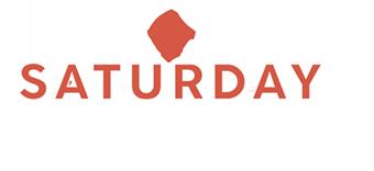 Saturday Pizzas Transparency Logo